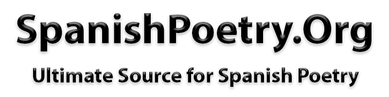 SpanishPoetry.org - Ultimate Source for Spanish Poetry